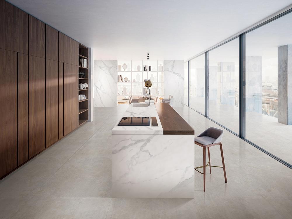 岩板和瓷砖大板有什么区别?