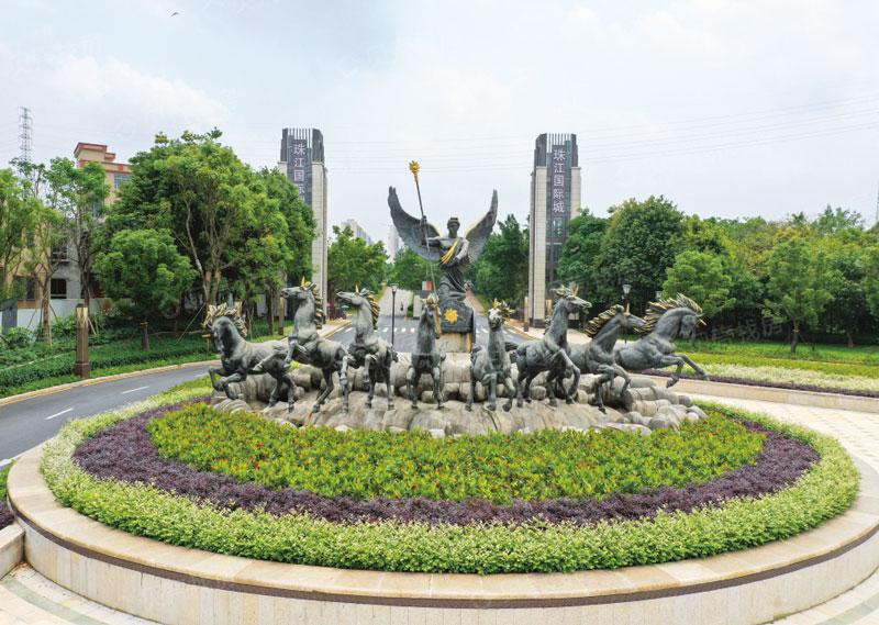 广州珠江国际城