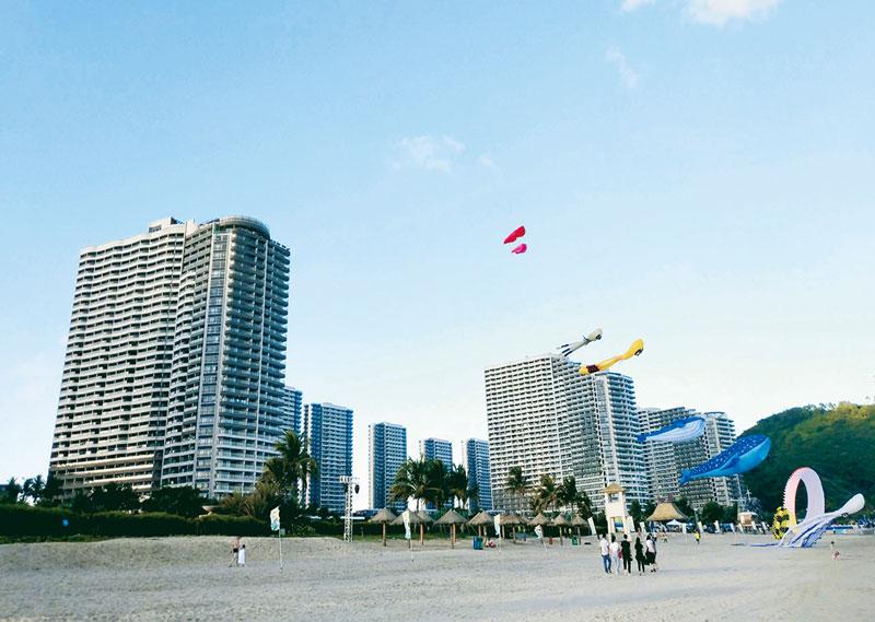 阳江黄金海岸